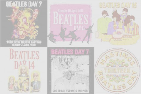 Hastings Beatles Day Website